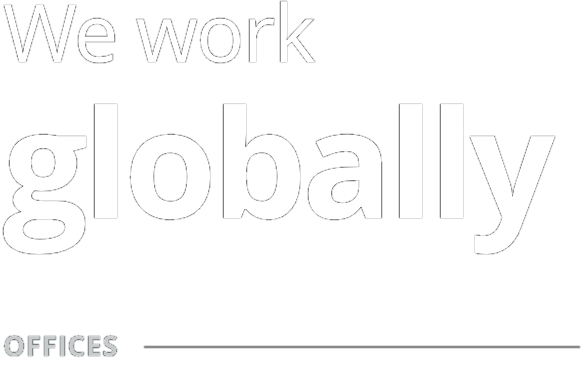 We Work Globally
